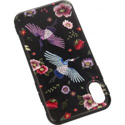 EMBROIDERY CASE FOR PHONE IPHONE X / XS A1901 / A1920 model 2