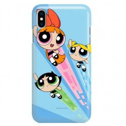 PHONE CASE IPHONE XS MAX A1921 CARTOON NETWORK AT109 POWER PUFF