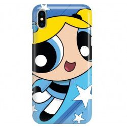 PHONE CASE IPHONE XS MAX A1921 CARTOON NETWORK AT106 POWER PUFF
