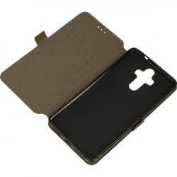 BOOK POCKET PHONE CASE HUAWEI ASCEND MATE 9 BLACK