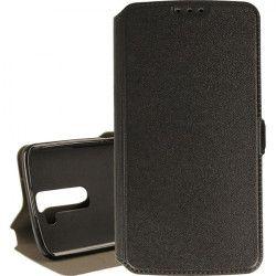 BOOK POCKET PHONE CASE LG K7 BLACK