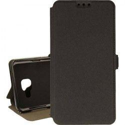BOOK POCKET PHONE CASE SAMSUNG GALAXY A7 2016 A710 BLACK