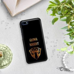 NEON GOLD CASE FOR PHONE HUAWEI Y5 2018 CHANGING ZLC107