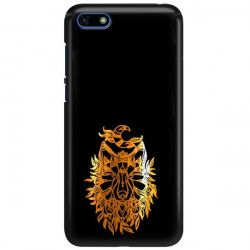 NEON GOLD CASE FOR PHONE HUAWEI Y5 2018 CHANGING ZLC128
