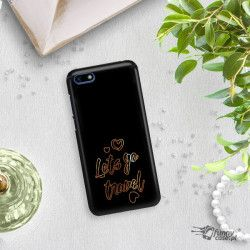 NEON GOLD CASE FOR PHONE HUAWEI Y5 2018 CHITTERING ZLC137