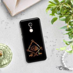NEON GOLD CASE FOR XIAOMI REDMI 5 PHONE CHANGING ZLC115