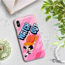 PHONE CASE IPHONE XS MAX A1921 CARTOON NETWORK AT102 POWER PUFF