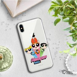 PHONE CASE IPHONE XS MAX A1921 CARTOON NETWORK AT158 POWER PUFF