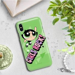 PHONE CASE IPHONE XS MAX A1921 CARTOON NETWORK AT103 POWER PUFF