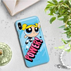 PHONE CASE IPHONE XS MAX A1921 CARTOON NETWORK AT101 POWER PUFF
