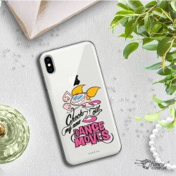 PHONE CASE IPHONE XS MAX A1921 CARTOON NETWORK DX290 CLASSIC DEXTERA LABORATORY