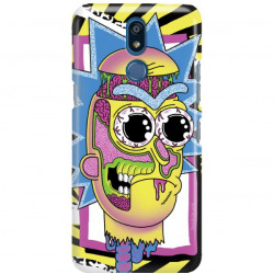 PHONE CASE LG K40 RICK AND RIM67 MORTY
