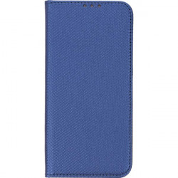 BOOK MAGNET CASE FOR PHONE HUAWEI HONOR 20 LITE NAVY BLUE