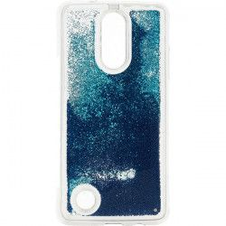 GUMA LIQUID PEARL PHONE CASE LG K8 2017 M200N BLUE