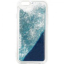 GUMA LIQUID PEARL PHONE CASE IPHONE 6 4.7''A1586 / A1688 BLUE