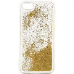 GUMA LIQUID PEARL PHONE CASE IPHONE 7 4.7 '' 8 4.7''A1784 / A1987 GOLD