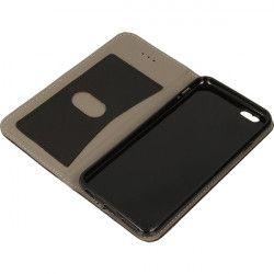 BOOK FOCUS IPHONE 6 4.7 '' PHONE CASE A1549 / A1633 BLACK-RED
