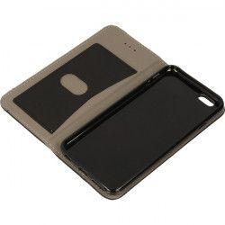 BOOK FOCUS PHONE CASE IPHONE 6 4.7 '' A1549 / A1633 BLACK-BLUE