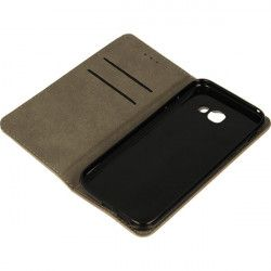 BOOK FOCUS PHONE CASE SAMSUNG GALAXY A5 2017 A520 BEIGE