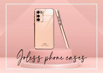 Joless phone cases
